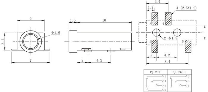 耐高压电路接口设计